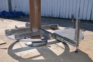 Assembled Metal Drawer Detail1